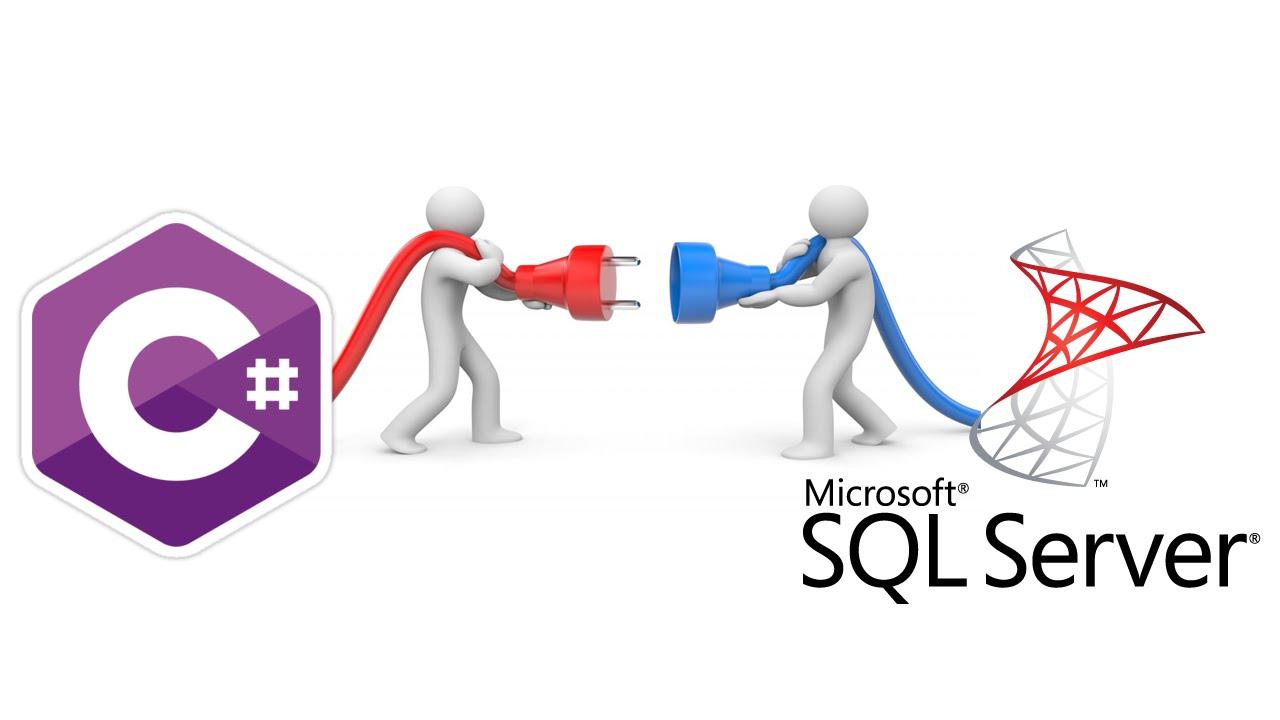 C# SQLServerへの接続方法